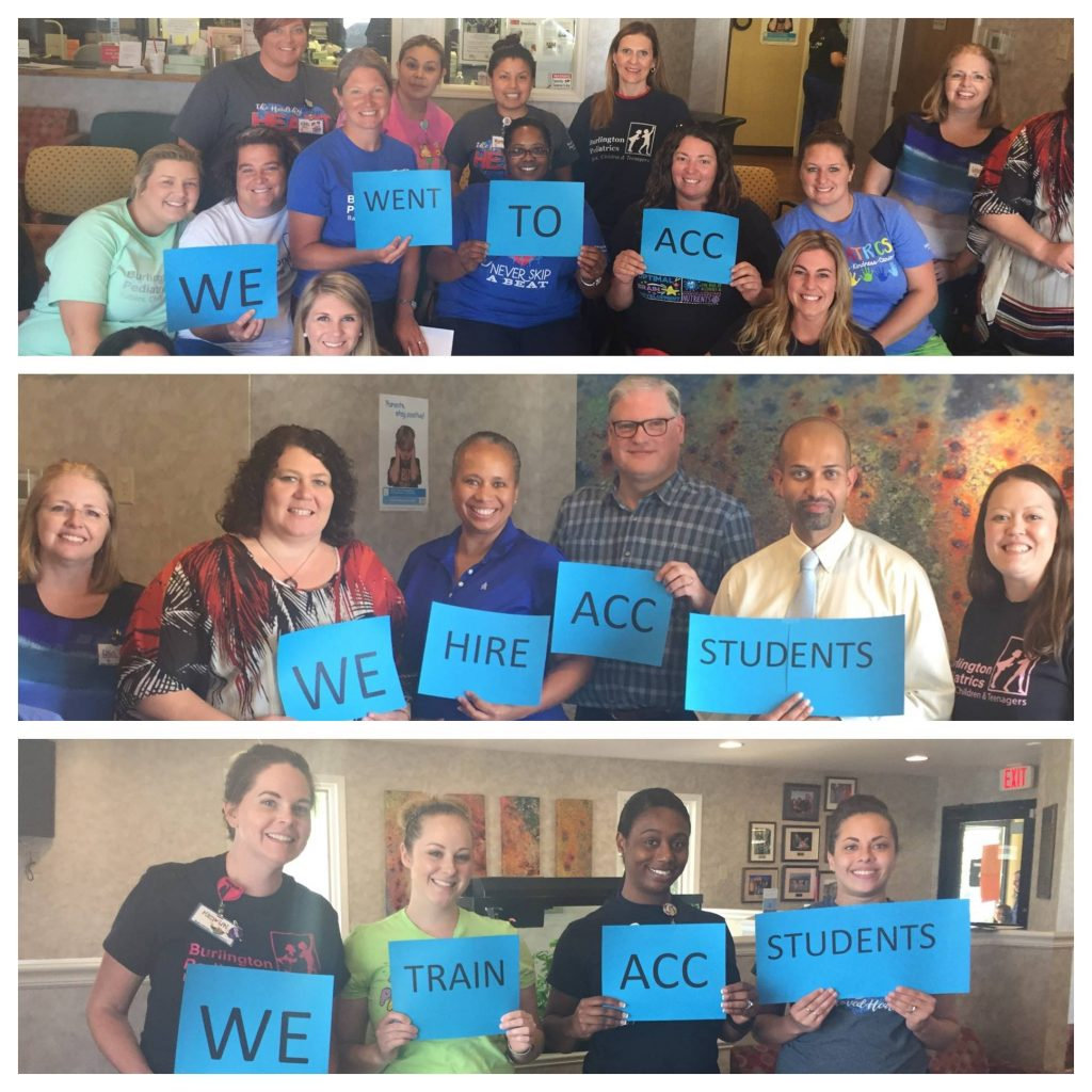 local businesses love ACC