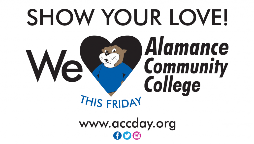 show your love! We love ACC