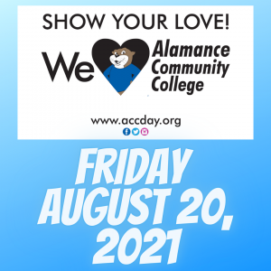 ACC Day 2021 will be Friday August 20